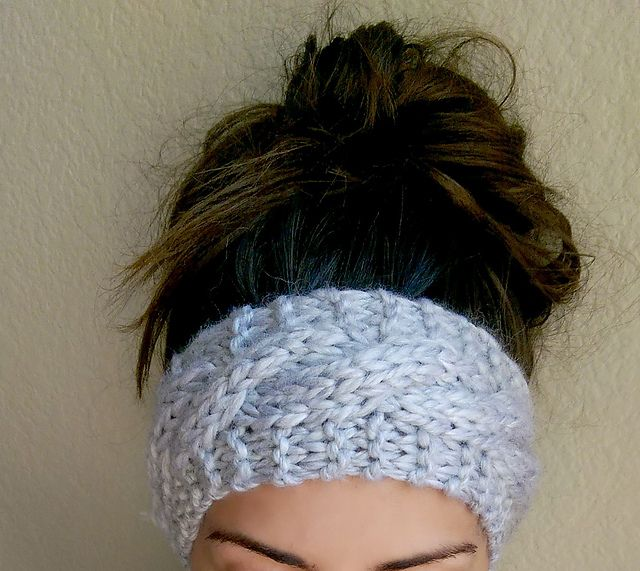 405 Best Headbands Ear Warmers Bows And Mitts Images On Pinterest