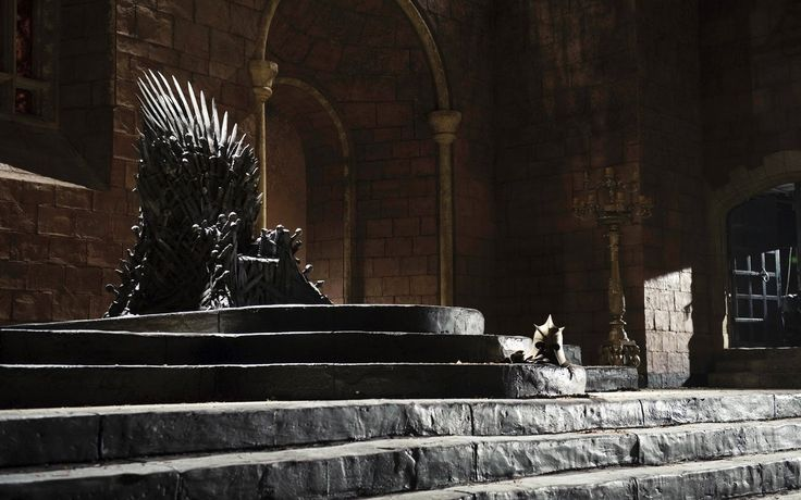 The Iron Throne from #GameOfThrones Features the list of the World's Most Uncomfortable Chairs