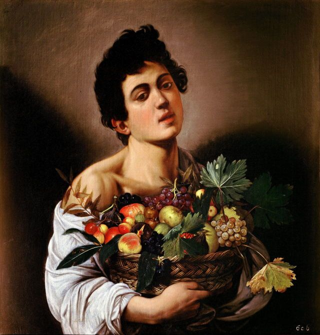Boy with a Fruit Basket (1593), Caravaggio