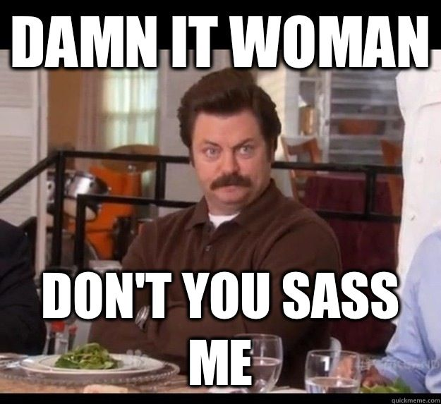 ron swanson memes - Google Search