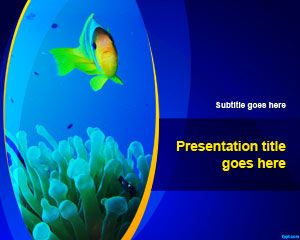 Fishbowl PowerPoint Template | Free Powerpoint Templates
