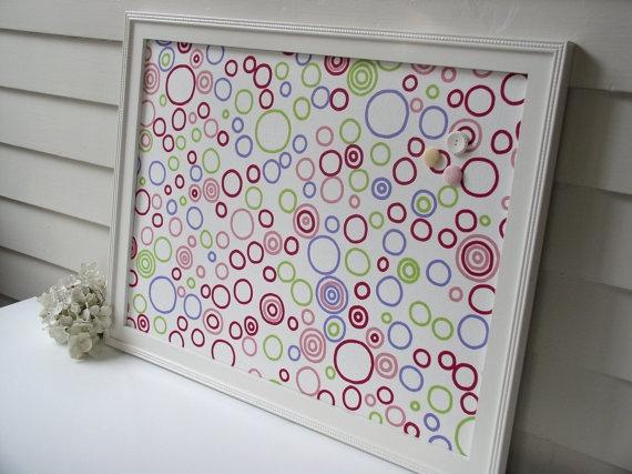 Large Magnetic Board Bulletin Board  Handmade by EleganceFarmHome, $149.00