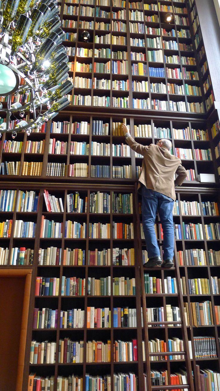 Best Bookshelves Images On Pinterest Books Library Books - Tall bookshelves