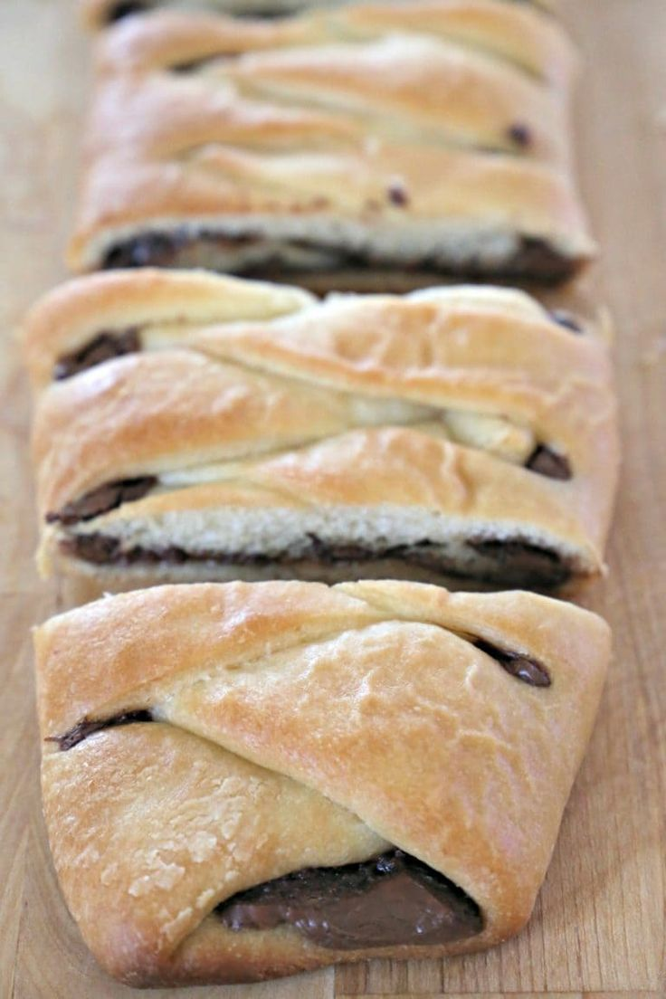 Making delicious Nutella Bread is quite easy. The sweet dough is kneaded in a bread machine then slathered with Nutella. You'll be glad you have this recipe.
