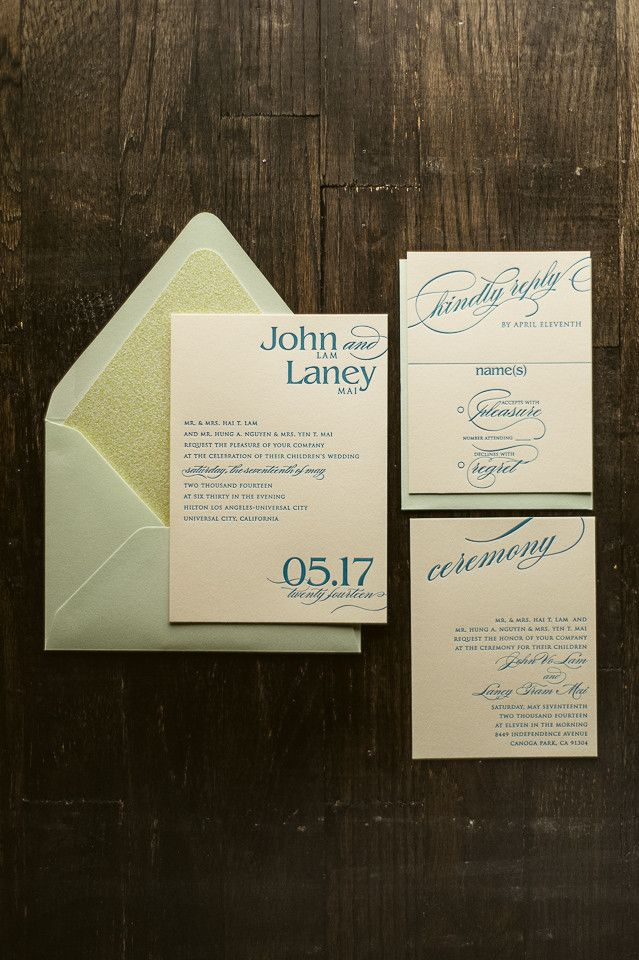 CYNTHIA Suite Glitter Package, yellow, lime, blue, sunshine, pastel wedding invitations, unique wedding invitations, letterpress wedding invitations, formal wedding invitations
