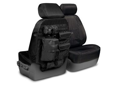 Custom Tactical Seat Covers for 2007 Toyota FJ Cruiser