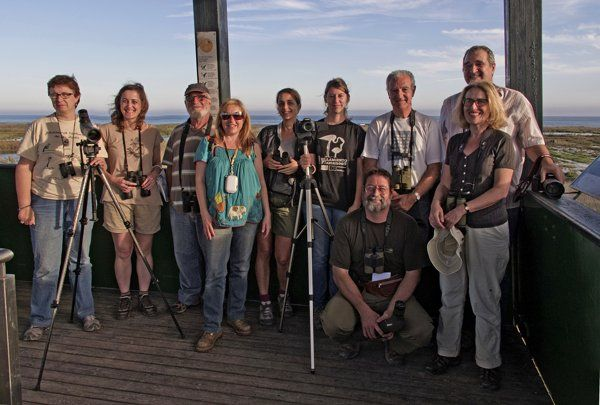 La semana pasada tuvo lugar el cursillo de identificación de aves limícolas organizado por el Grupo Local SEO Barcelona que, impartido por Salvador Solé, se realizó en los locales de la Delegación de Catalunya de SEO/Birdlife. El curso terminó con una excursión al delta del Ebro de la que os avanzamos unos apuntes en nuestra web.