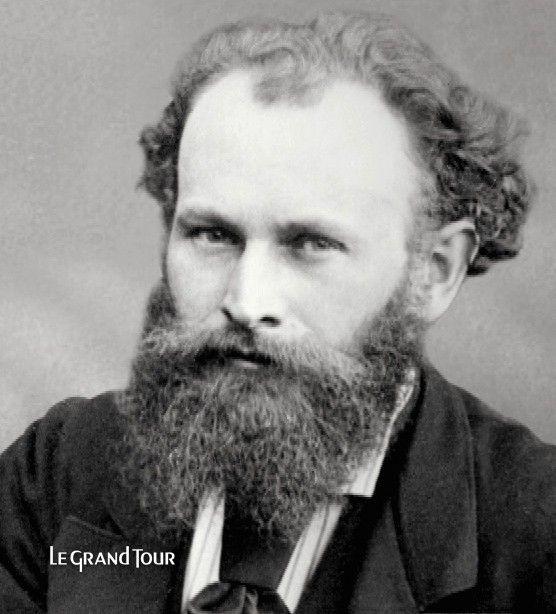 Edouard Manet - French painter, 1832 -1883