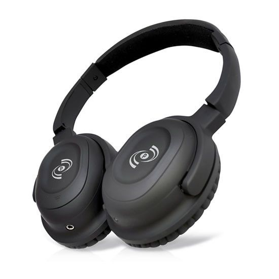 Pyle (PHBT35) Stereo Bluetooth Streaming Wireless Headphones with Built-in Microphone - Works with All Bluetooth-Enabled Phones