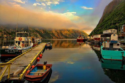 François, Newfoundland and Labrador, Canada
