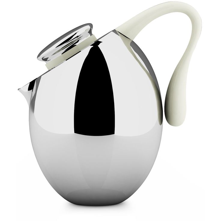 Magpie Designs Oval Teapot  (this would be cool in pottery!)