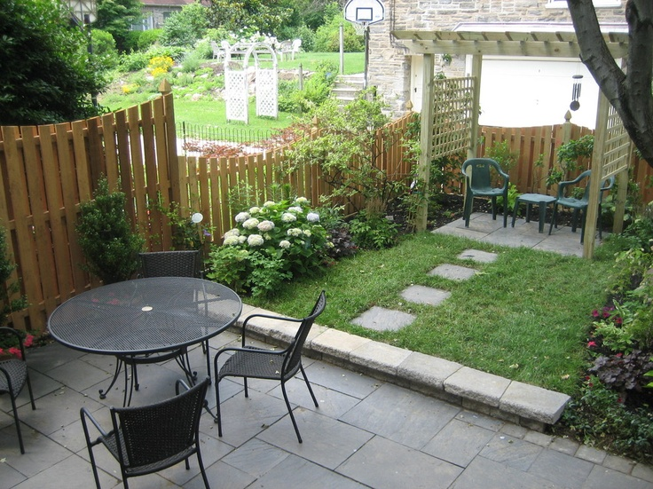 patio designs for small yards. cool stylish patio ideas for small
