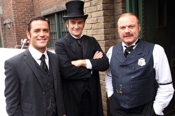 Making Murdoch: Making Murdoch: The Spy Who Came Up To The Cold - Murdoch Mysteries