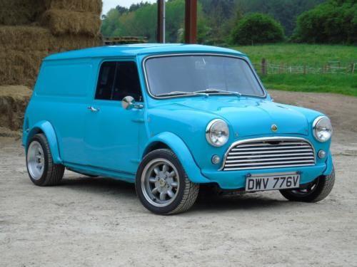 Mini-Van-Very-special-K-Lotus-1-8-K-series-engine