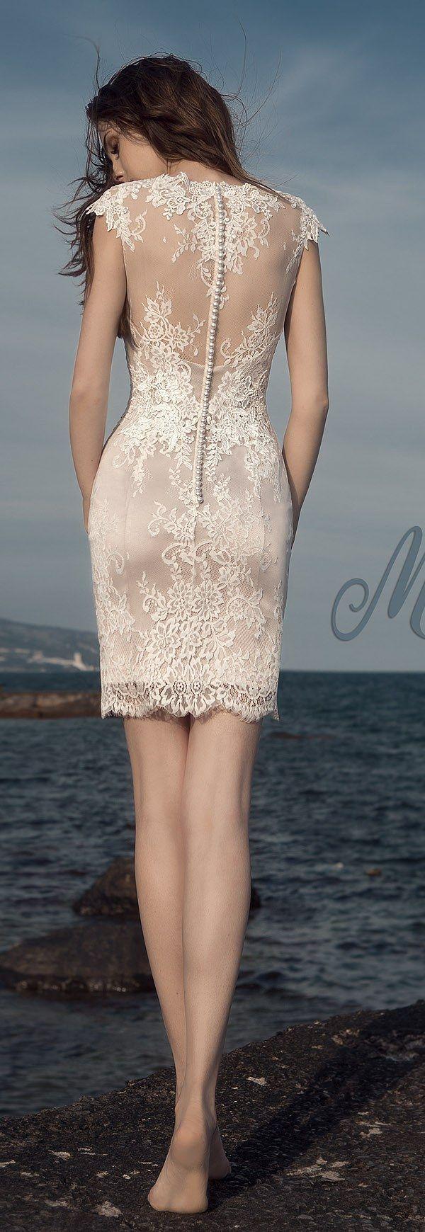 Milva Bridal Wedding Dresses 2017 Elba / http://www.deerpearlflowers.com/milva-wedding-dresses/10/