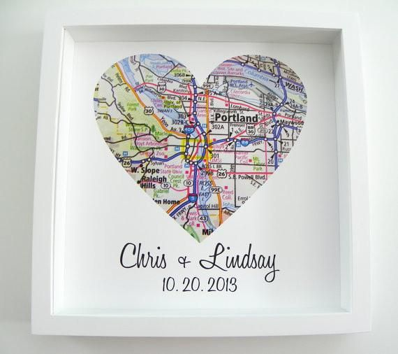 ... Gift Any Location Available Wedding Gift Ideas Wedding Gift for Couple