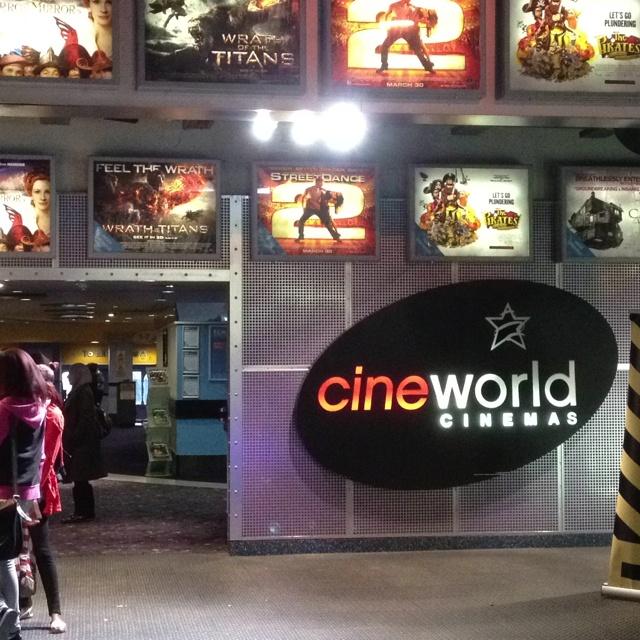 Cineworld (Trocadero) Shaftsbury Ave.: Love Movie, My Daughter