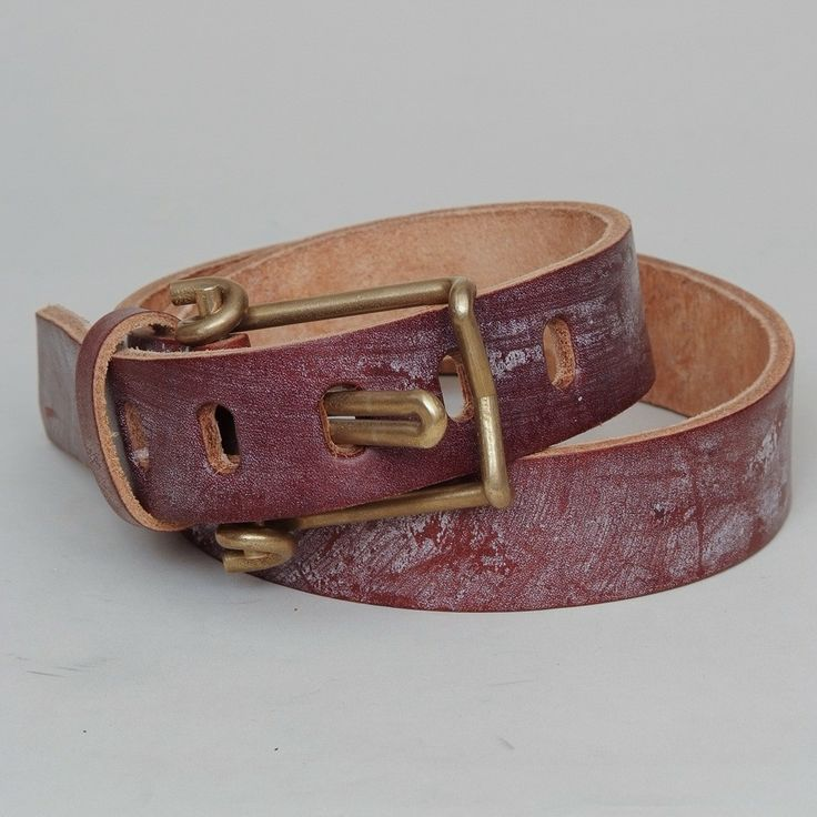 Wire buckle belt | Tender | Peggs & son