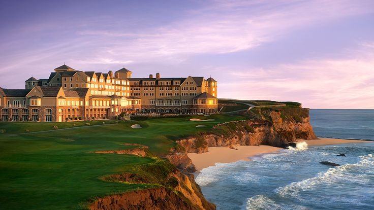 - A hidden gem within driving distance of San Francisco, our Half Moon Bay resort offers a spectacular setting overlooking the Pacific Ocean