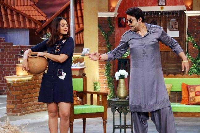 sonaksh Sinha Comedy Nights Live  2016 Episode Written Update