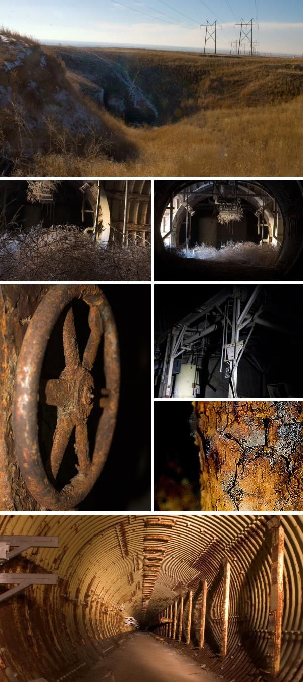 Nuclear Silo For Sale 16 Best Missile Silos Images On Pinterest Abandoned Places