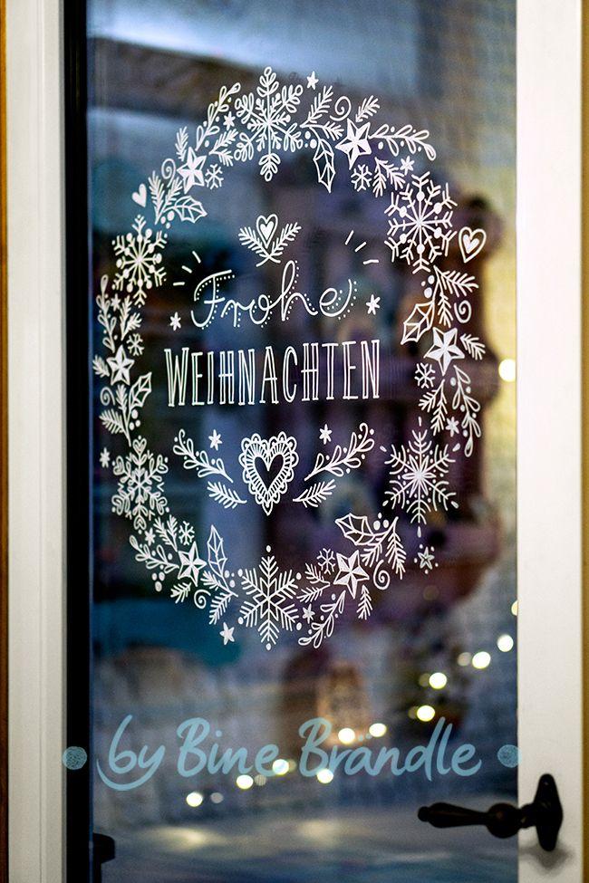 Kranze Key Weihnachtskranz Fensterbilder Weihnachten Deko Weihnachten Fenster