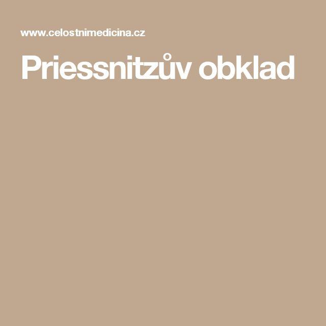 Priessnitzův obklad