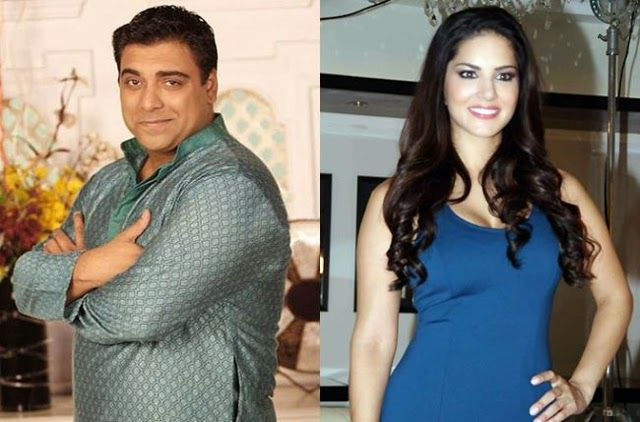Ram Kapoor can't have enough of Sunny Leone
