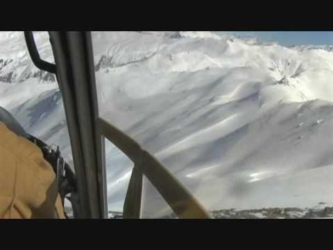 Racers Edge Staff Heli Ski Part 1