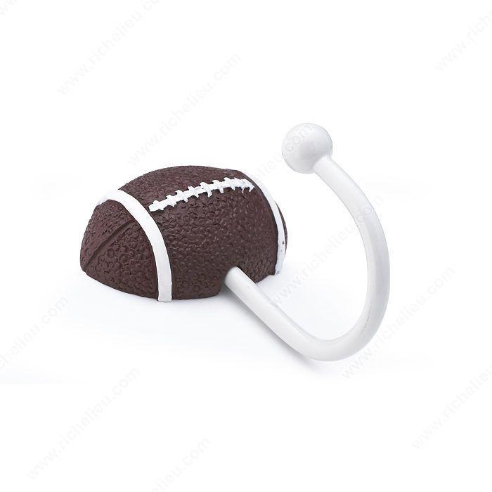 Crochet Ballon de football - 1633 - RH163301100 - Quincaillerie Richelieu