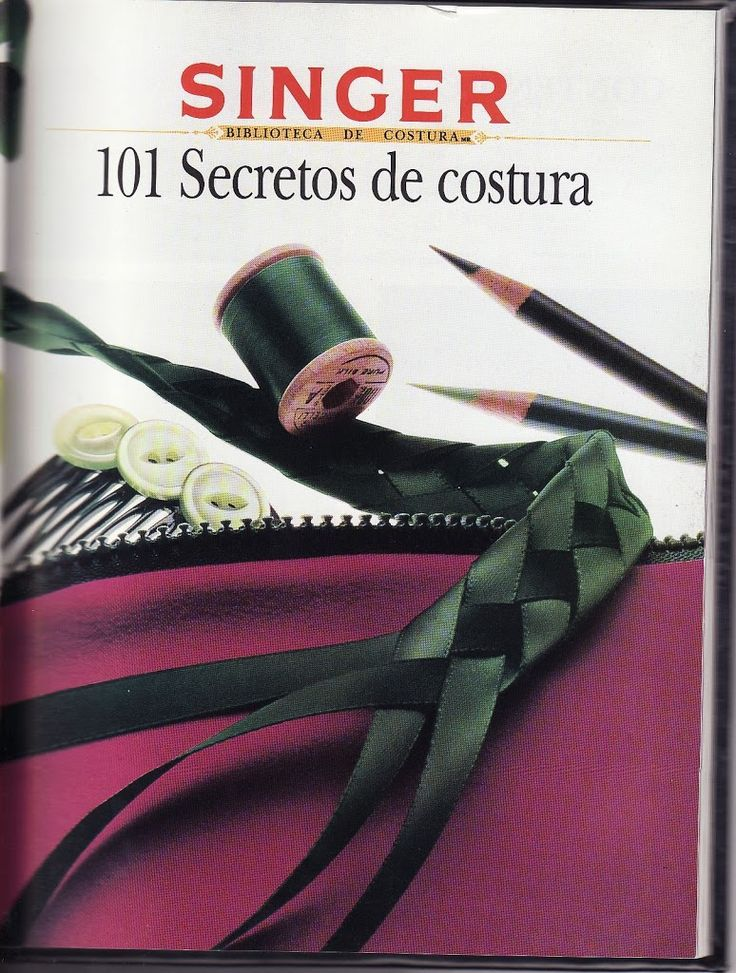 ...singer 101 secretos de costura.....