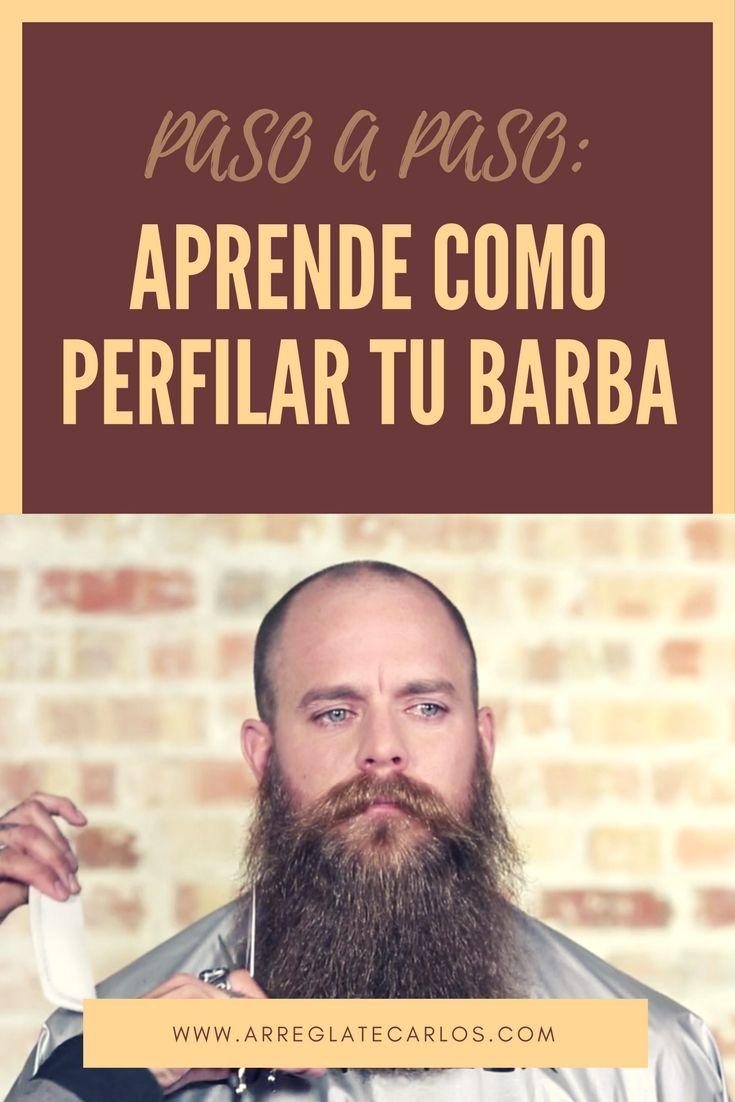 Com recortar la barba: Aprende a perfilar tu barba como un profesionaly descubre otros consejos para recortar barbas largas, cortas y medianas