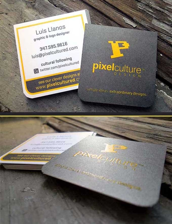 230 best Ultra-artistic Business Cards images on Pinterest ...