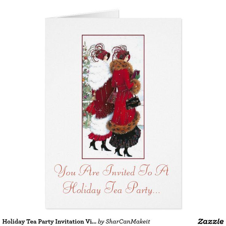 880 best Tea Party Invitiation images on Pinterest | Tea parties ...
