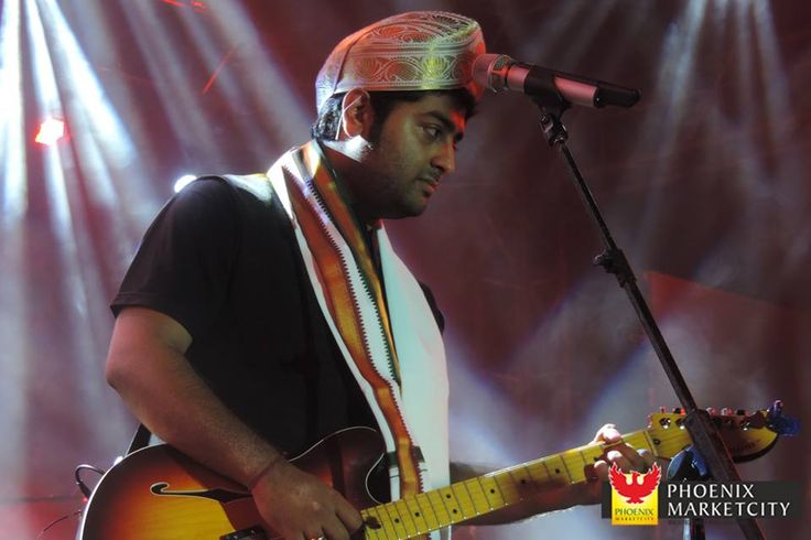 The Sensational Arijit Singh for the Grand Finale of of Alive India In Concert