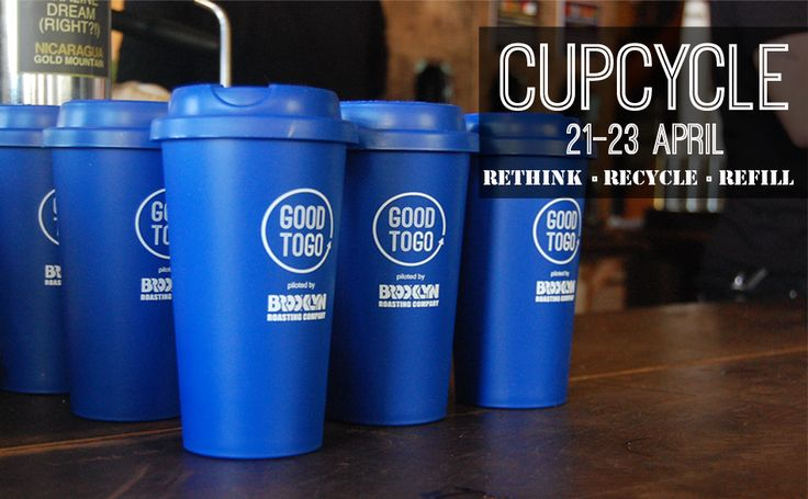 To-Go Cup Recycling @ goodtogocup.com