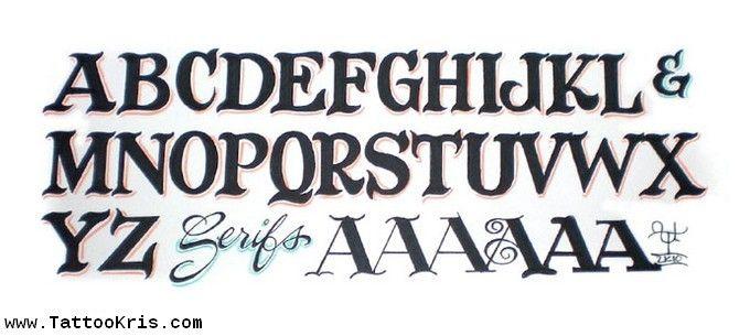 block letter font - Google Search