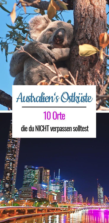 Australien Ostküste – Die 10 schönsten Orte, die du sehen musst!