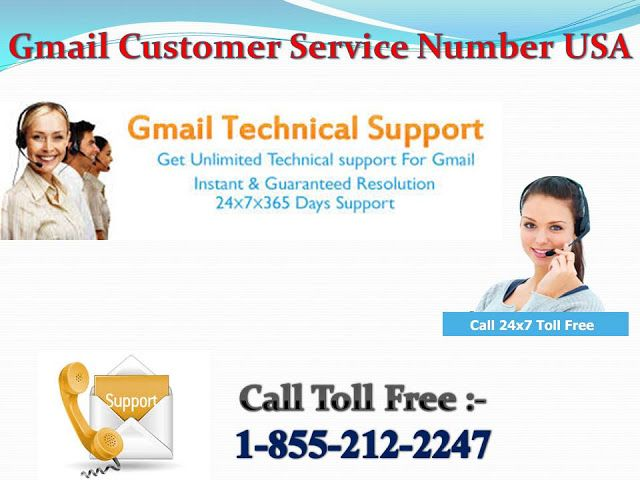 Gmail Customer Service Number And Technical Support Helpline: How to change Gmail Account Password