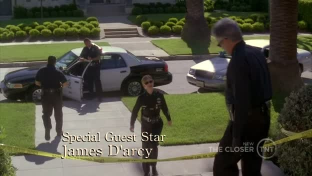 Special Guest Star:  James D'Arcy
