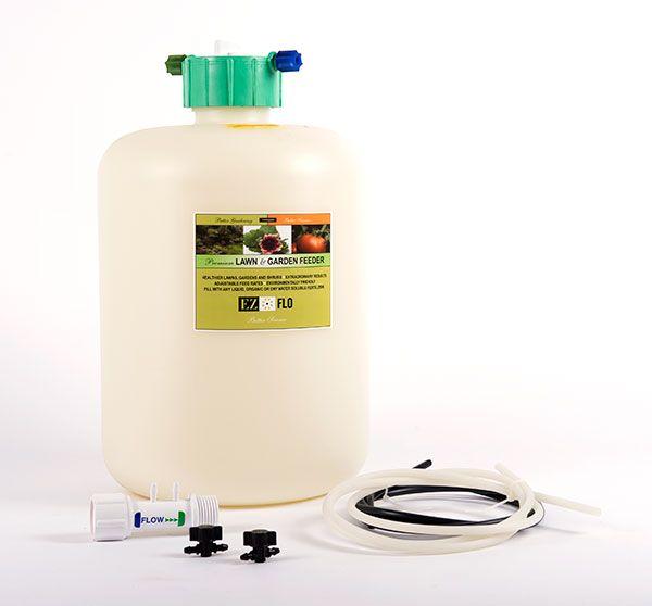 EZ-FLO 2 Gallon Fertilizer Applicator with Hose Thread   Hydro