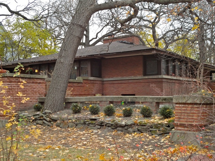 Edwin Cheney House, Oak Park, Illinois