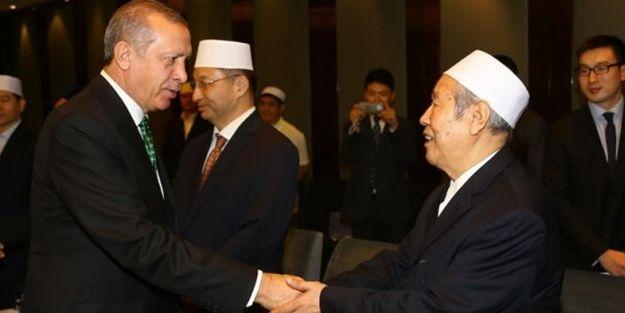 Cumhurbaşkanı Erdoğan'dan 40 dakikalık önemli görüşme