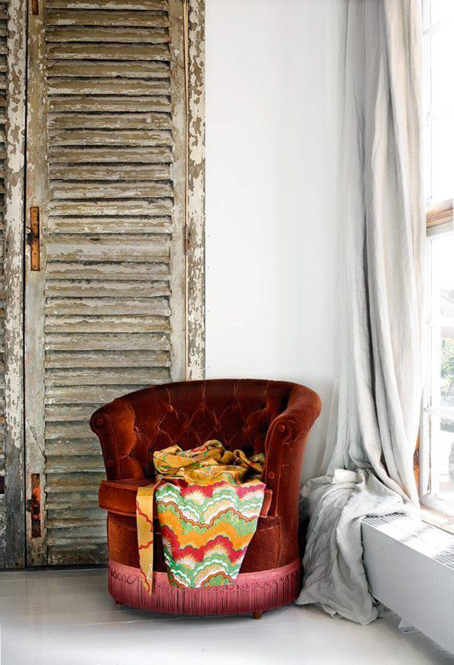 Poligöm / #Obsessiondéco : Le fauteuil crapaud vintage