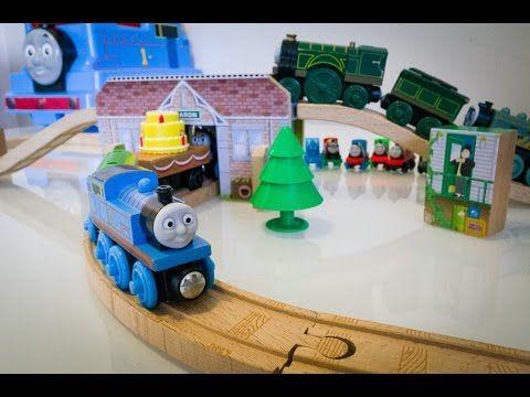 THOMAS & FRIENDS Toy Trains Video for Kids | 토마스와 친구들 장난감 기차 놀이 | Томас и его друзья | トーマス | 湯瑪士小火車 - YouTube
