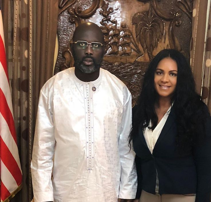 Meeting with President George Weah of the Republic of Liberia to discuss an eco-agricultural project that will embrace renewable energy sustainable agriculture and biodiversity conservation in addition to the creation of hundreds of job opportunities for citizens of the country of Liberia. #growth #development #partnership #project #energy #cleanenergy  #sustainability #sustainablegrowth #eco #ecofriendly #greenliving #island #resort #airport #zerocarbon #agriculture