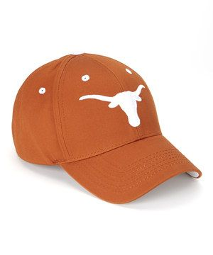 Love this Texas Longhorns Baseball Cap by NCAA on #zulily! #zulilyfinds