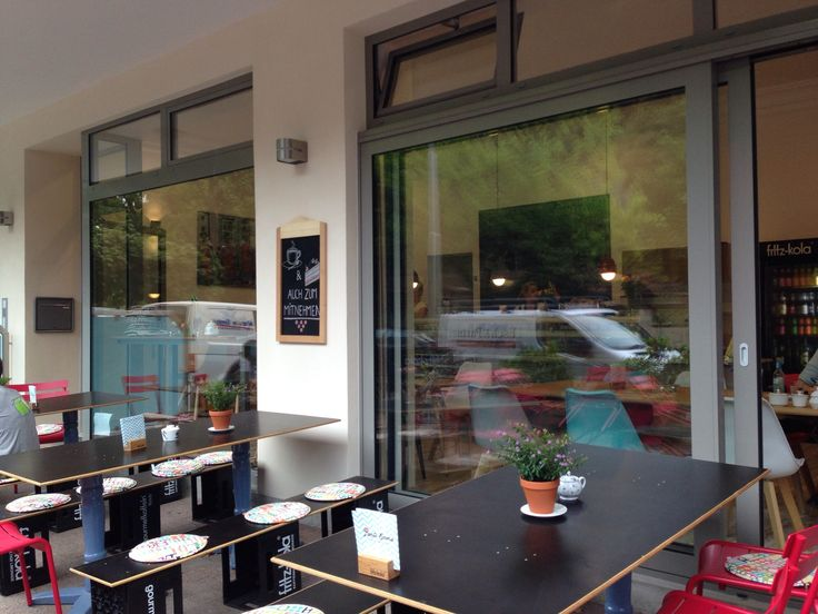 New Tante Emma Cafe am Zoo in Karlsruhe Baden W rttemberg