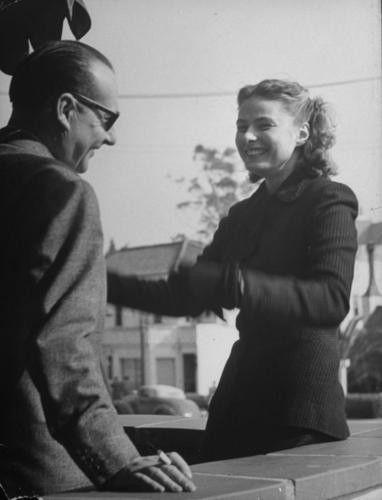 Rossellini & Bergman