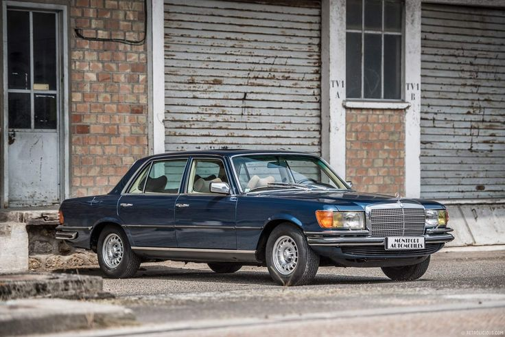 Mercedes-Benz 450SEL 6.9  - Photography by Rémi Dargegen